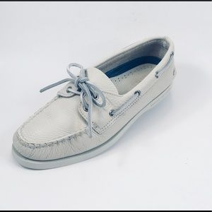 Sperry Leather Top Sider Loafers